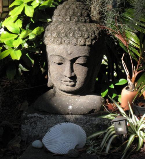 boudha jardin