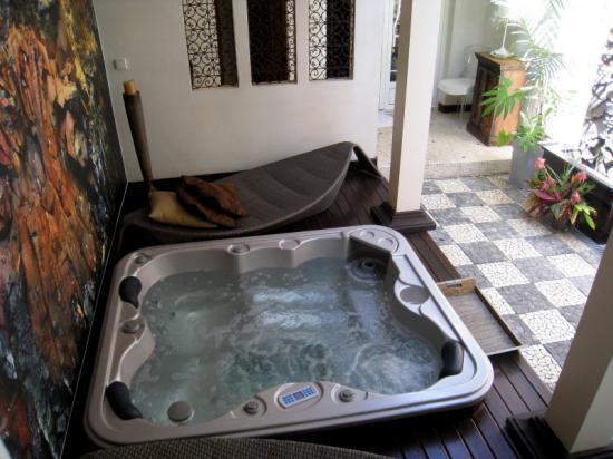 jacuzzi suite Spa